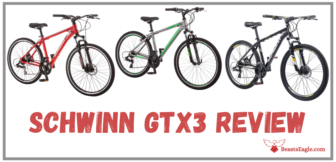 Schwinn GTX3 Review